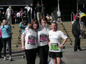 First ever 10k - May 2008