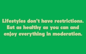 lifestyle restrictions
