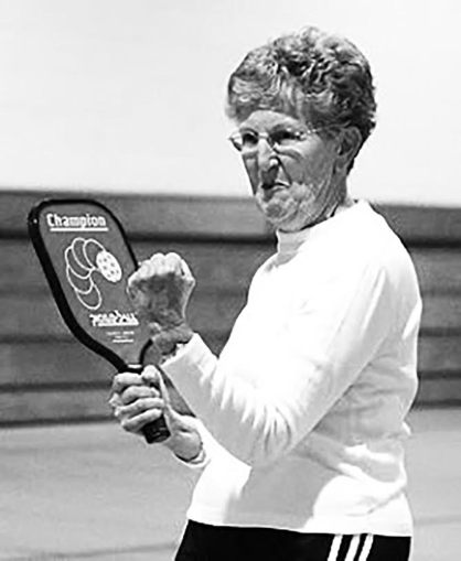 A more successful pickleball pro